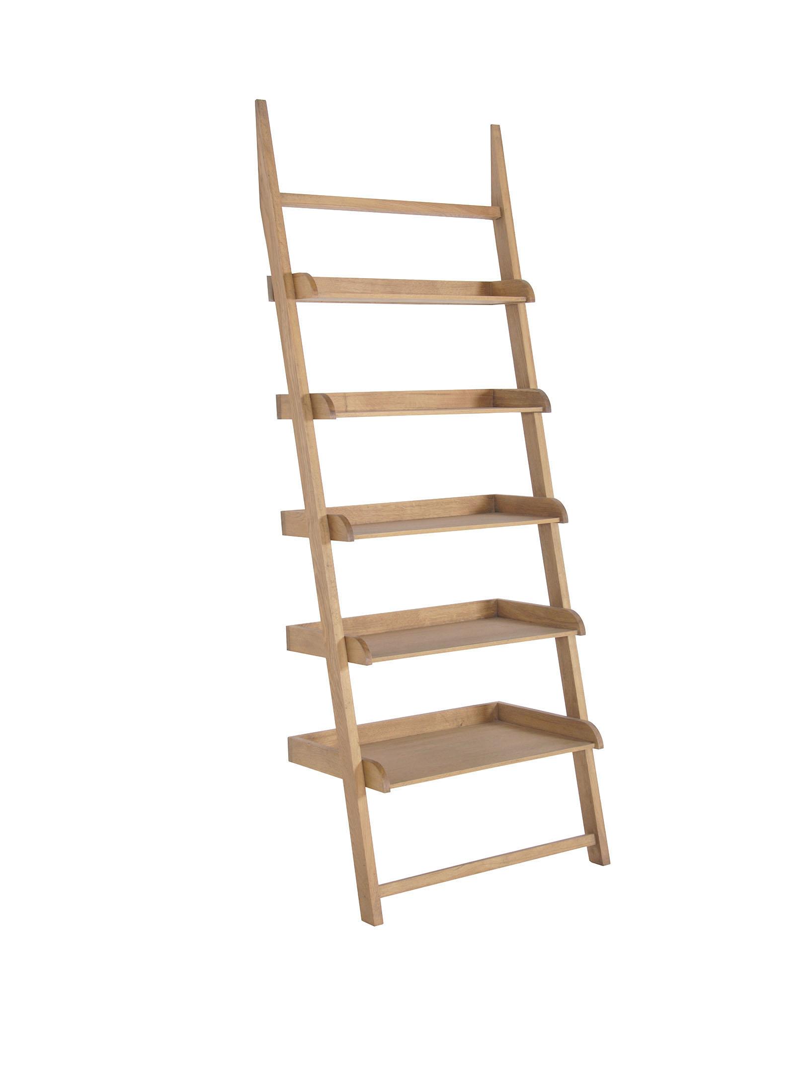 Shelf ladder, £595, Cox & Cox
