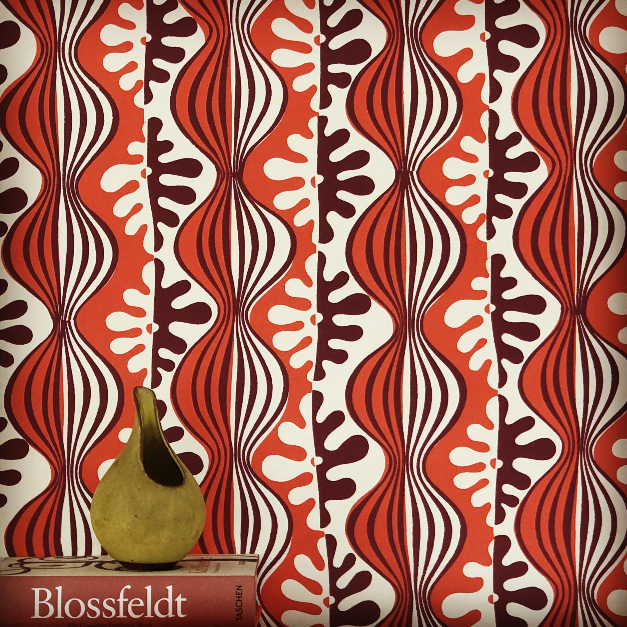 Wallpaper, £69, Fiona Howard Ltd