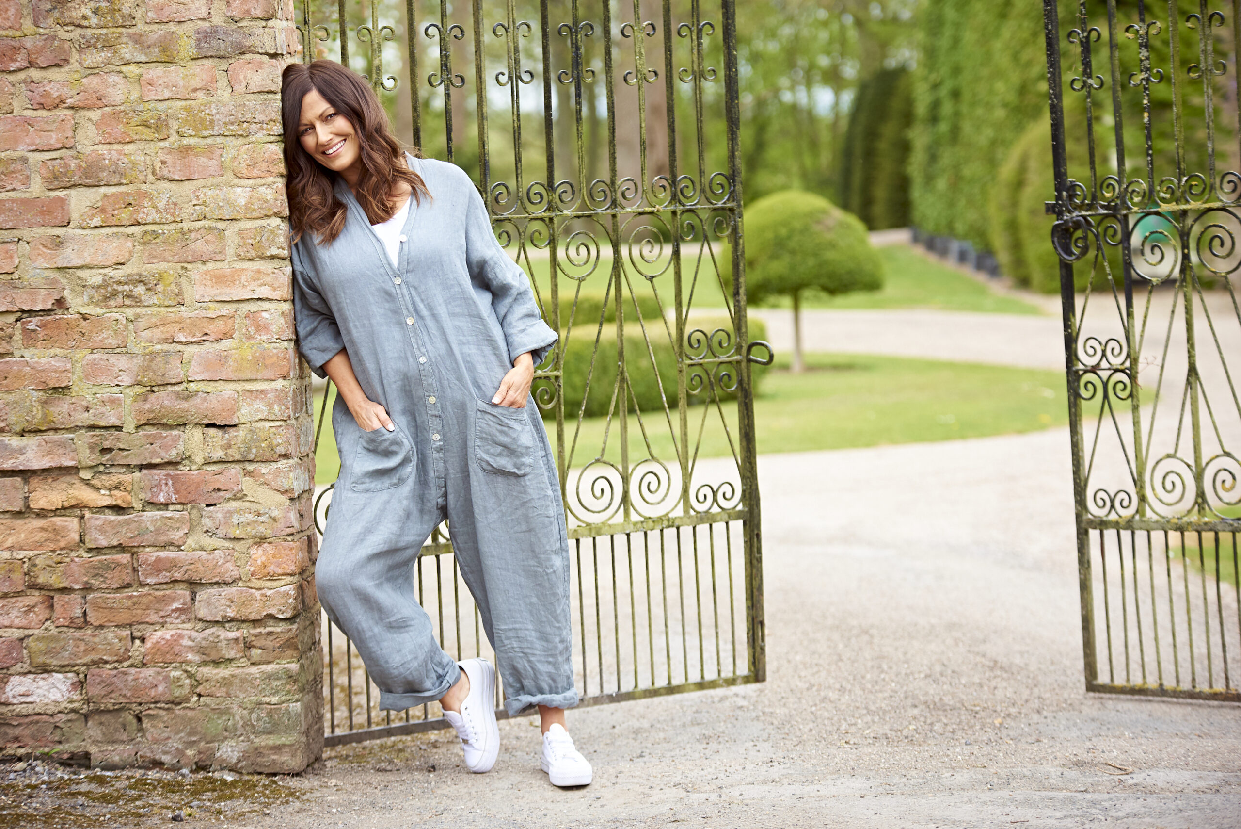 Paulton Boilersuit,  £48, fits from a UK 8 to 18