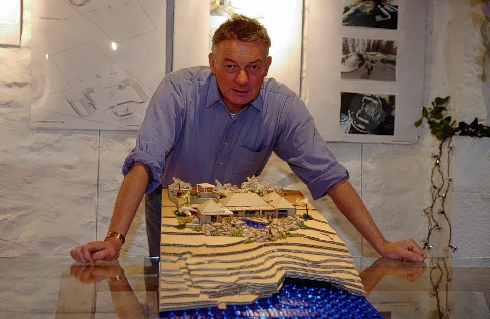 Architect Michael Rasmussen