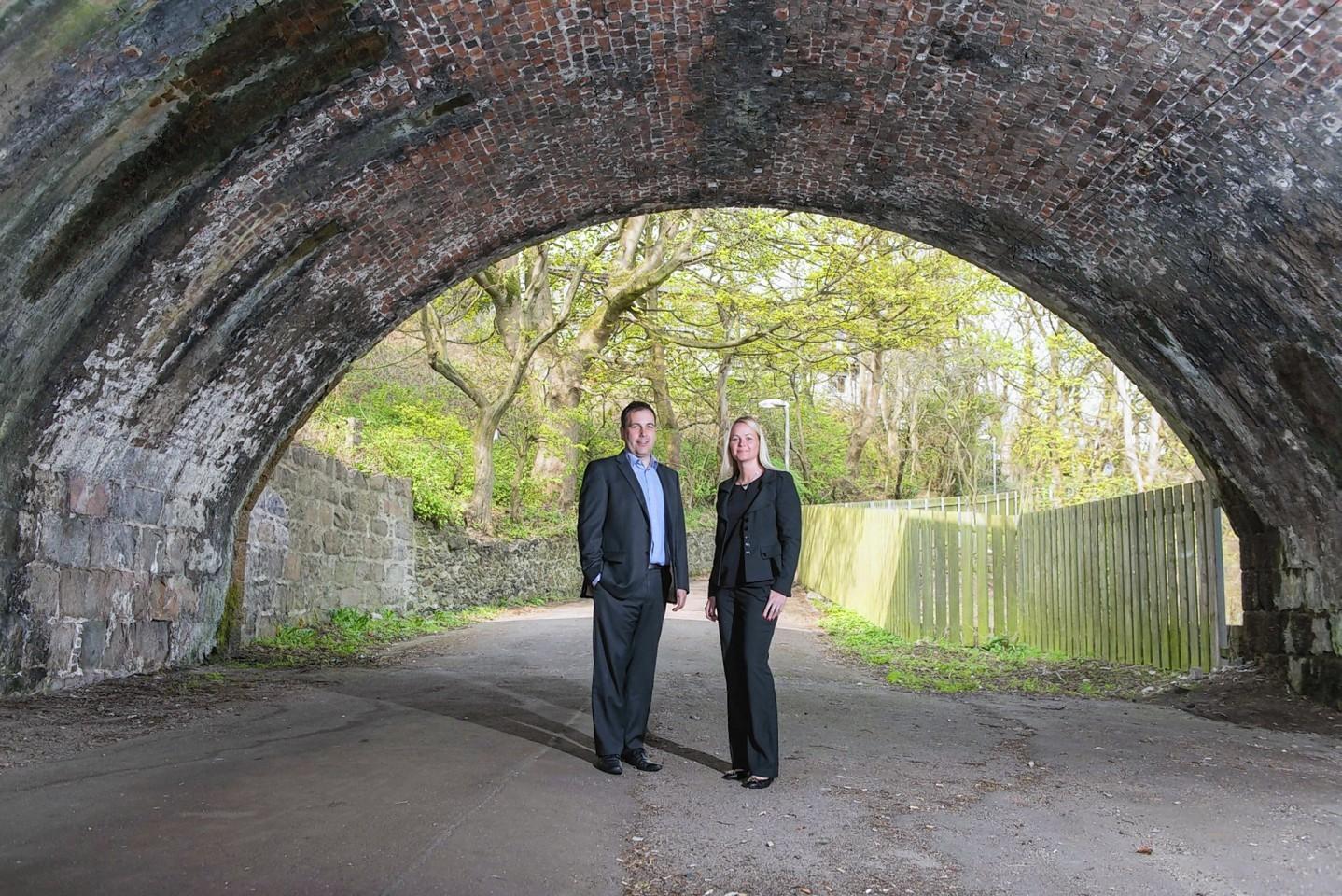 DF Communications, Craig Forsyth and Fiona Fraser