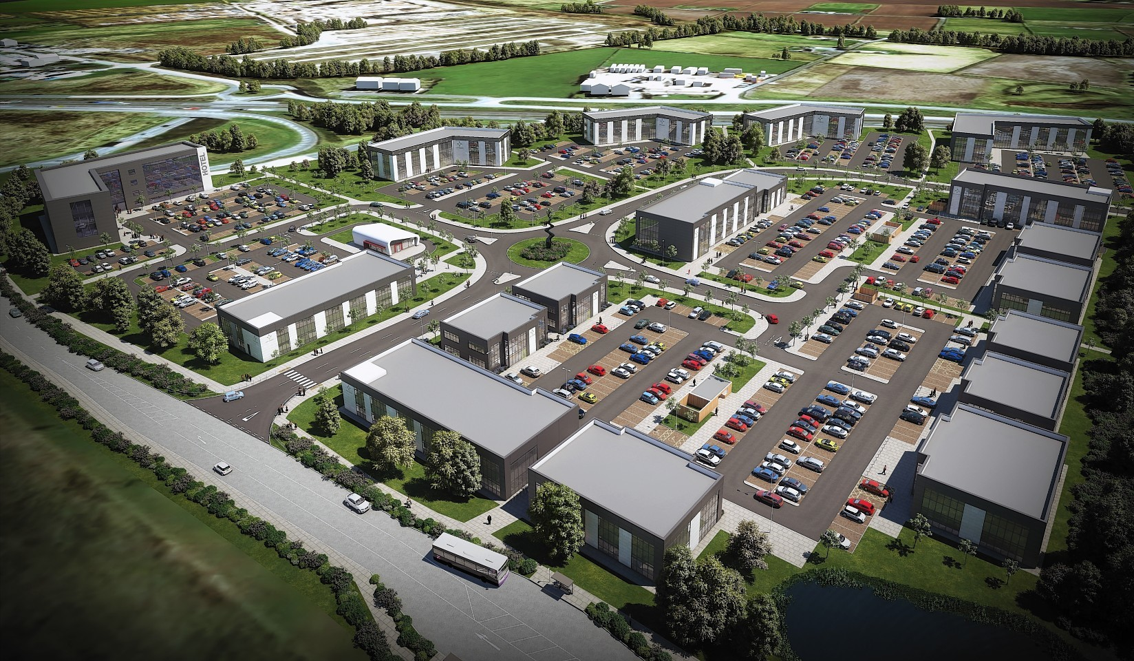 Development plans in Aberdeen city South