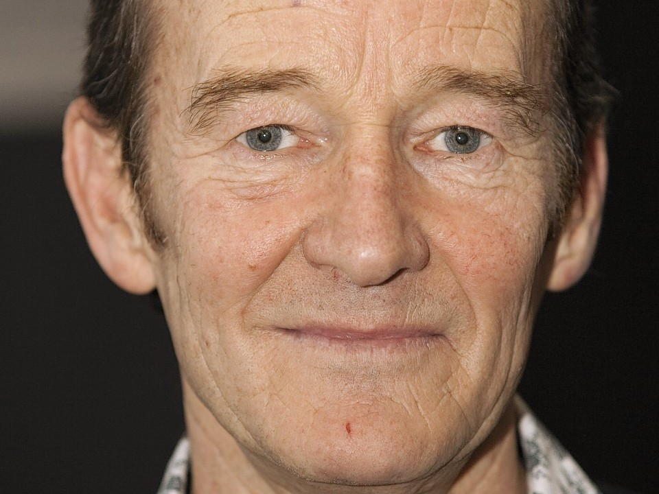 """Actor David Hayman is a man who wants people to say """"yes""""."""