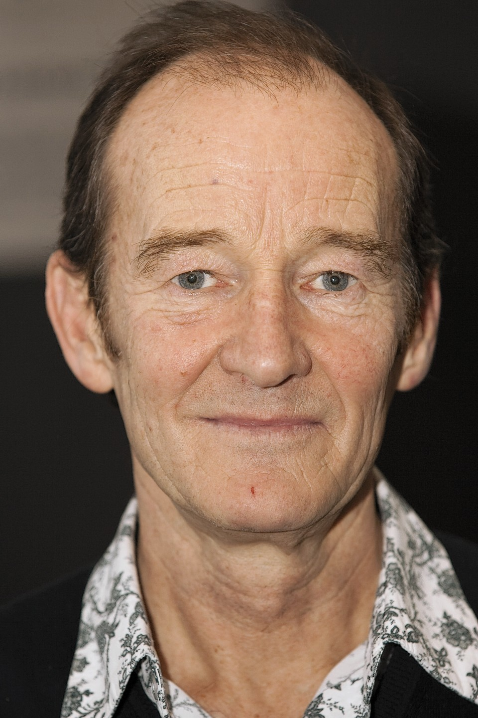 "Actor David Hayman is a man who wants people to say ""yes""."