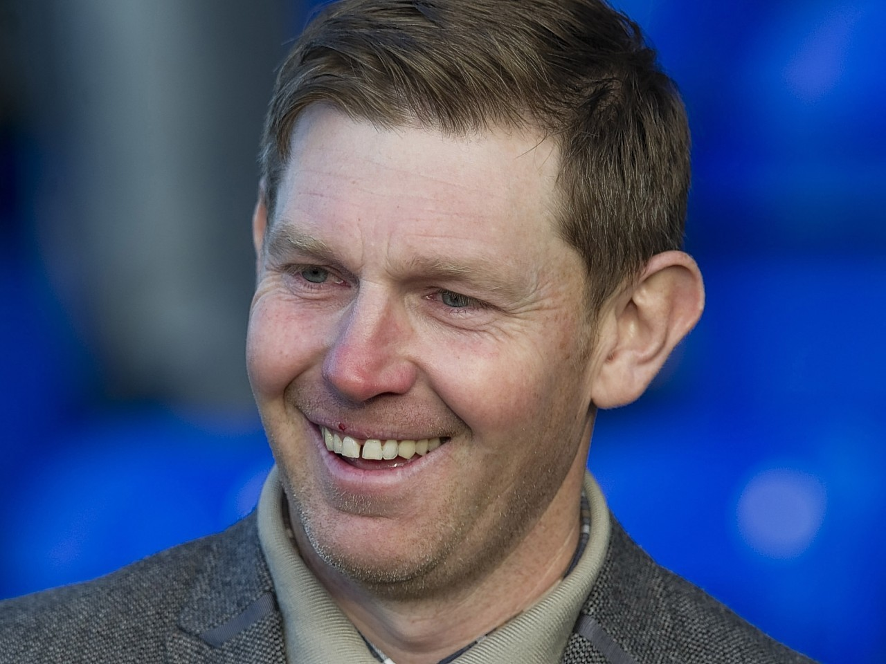 Stephen Gallacher: Will discover his Ryder Cup fate today.