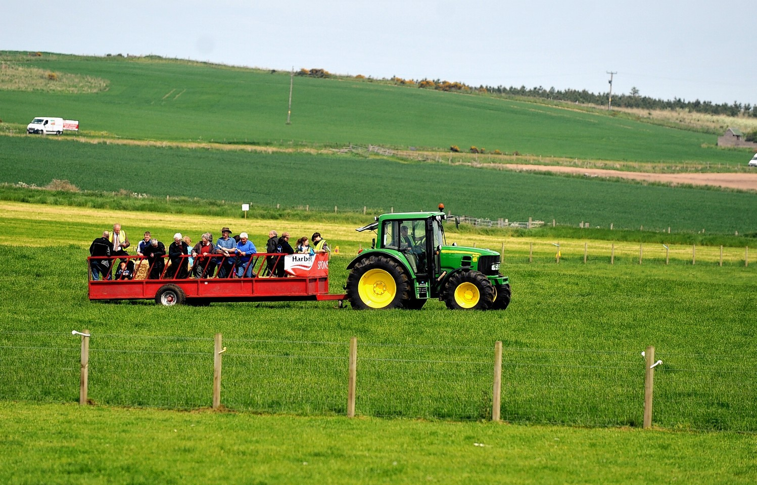 Farmers could cash in for the growing appetite for farm tours