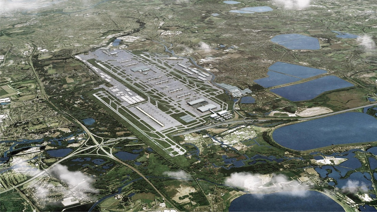 Inverness has backed plans for a third runway at Heathrow.