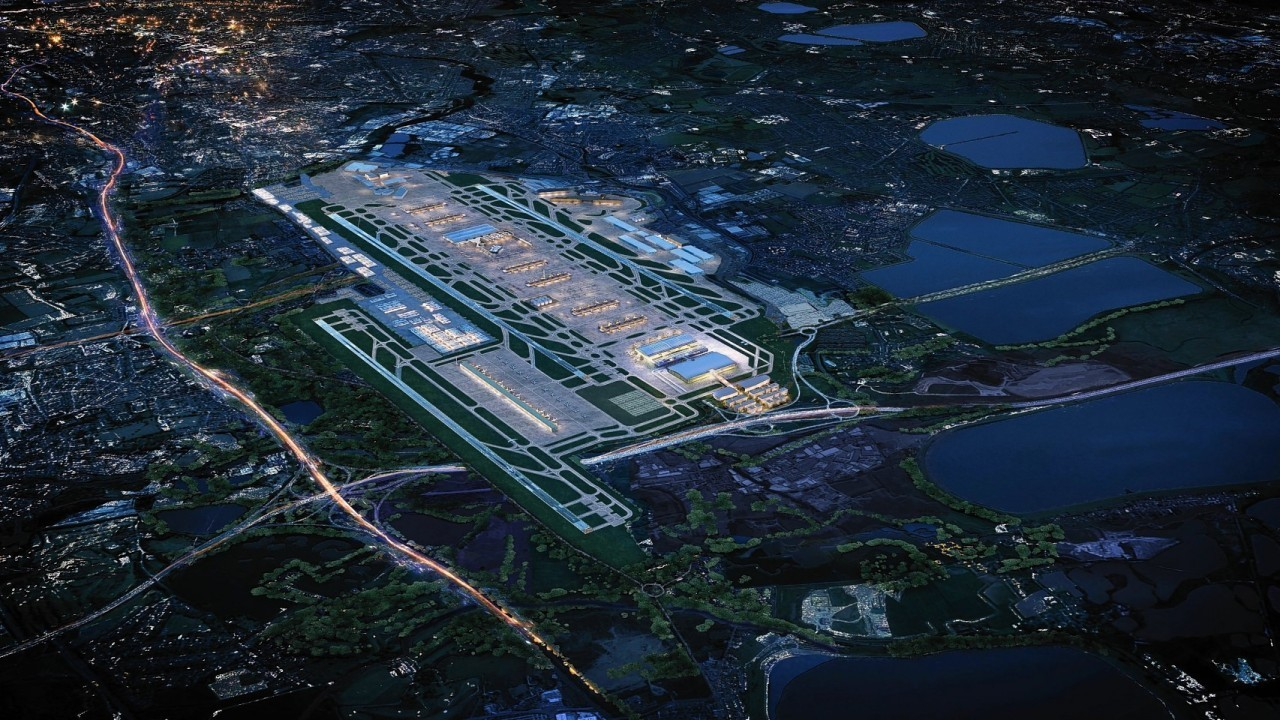 Heathrow have unveiled their plans for the third runway