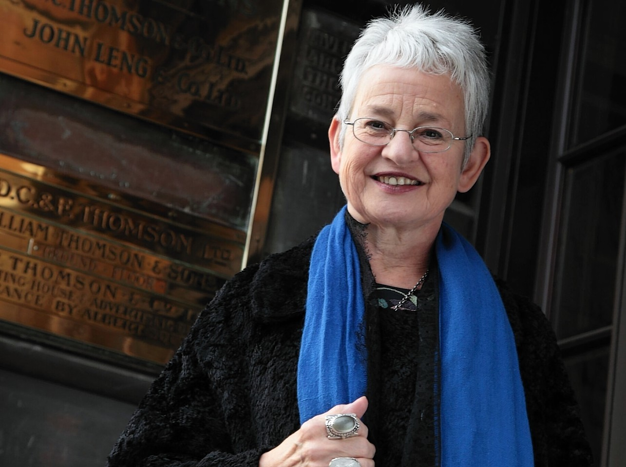 Award-winning author Jacqueline Wilson