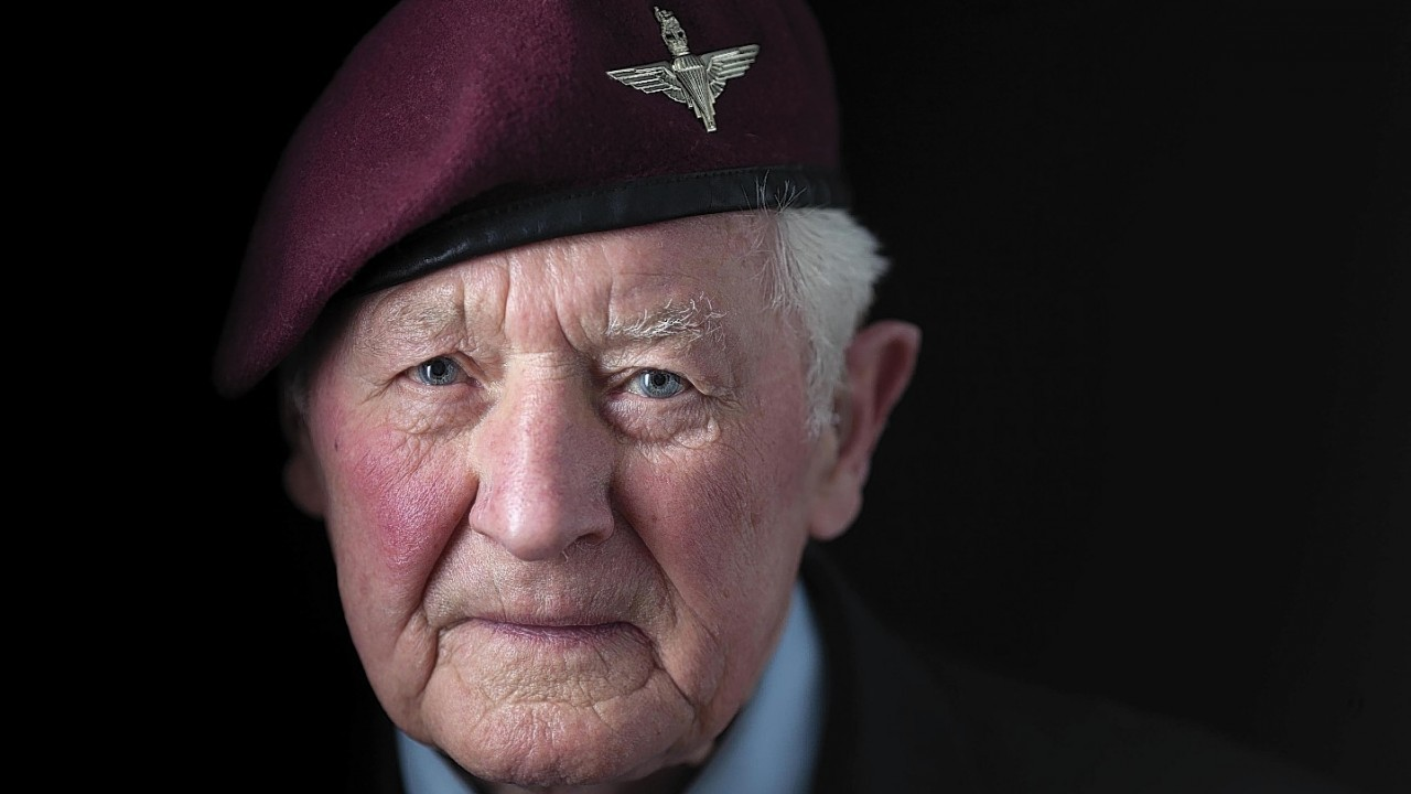 Jim is attending the historic 70th commemoration, which will also be attended by Prince Harry, joining with Second World War veterans from across the world to pay their respects to fallen comrades at official ceremonies around Monte Cassino