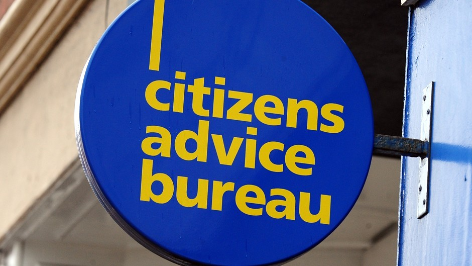 The Citizens Advice Bureau