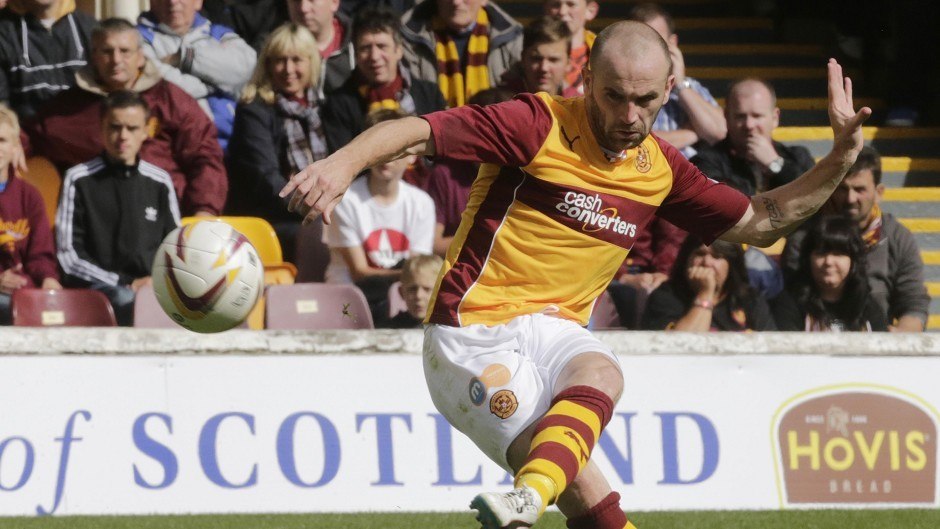 James McFadden: Without a club after leaving Motherwell.