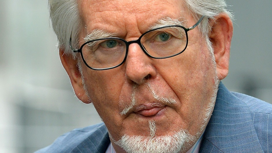 Rolf Harris is standing trial at Southwark Crown Court accused of a string of indecent assaults