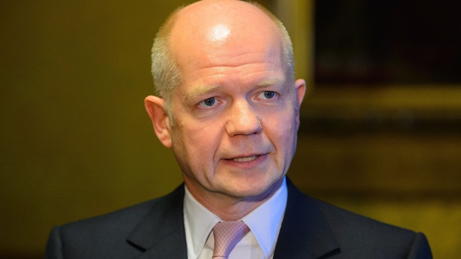 "Foreign Secretary William Hague said Brussels had to acknowledge the ""deep disillusionment and deep dissatisfaction"" of voters across Europe"