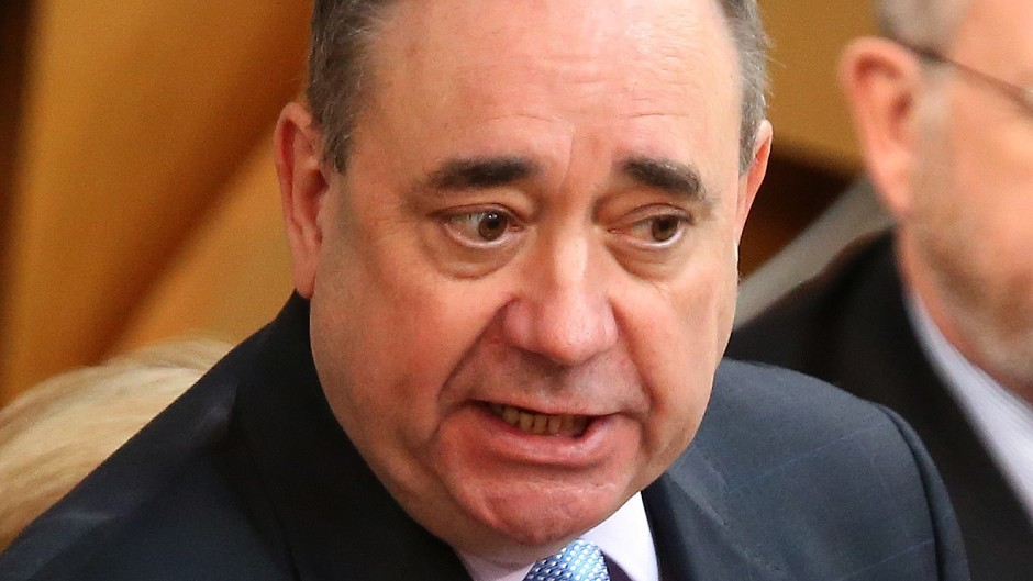 Alex Salmond recently announced the target will be extended to 30,000 new modern apprentices a year by 2020