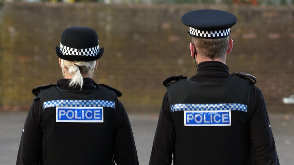 Police issue appeal for information following the death of a man on a Highland road
