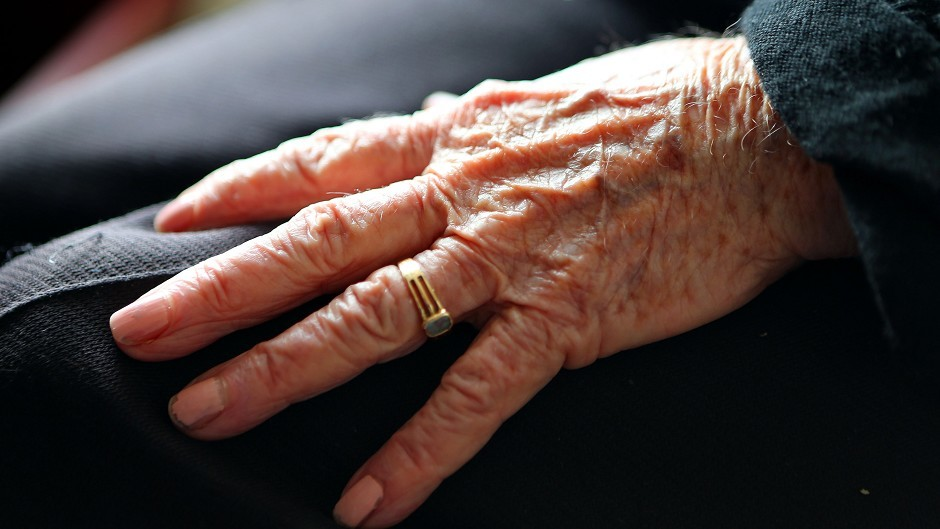 Carers look after ill, frail or elderly relatives or friends.