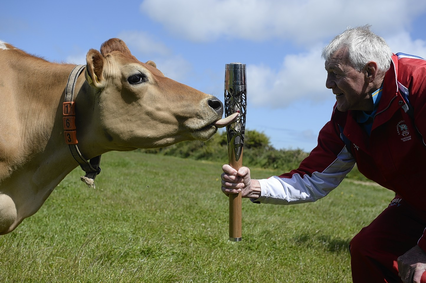 The Moray leg of the Baton Relay will take place on July 2nd