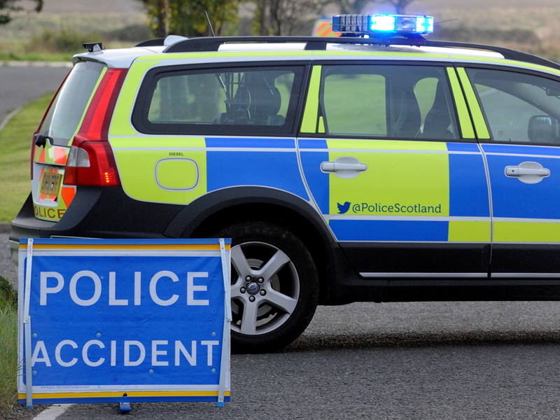 Police appeal for information after fatal accident on A82