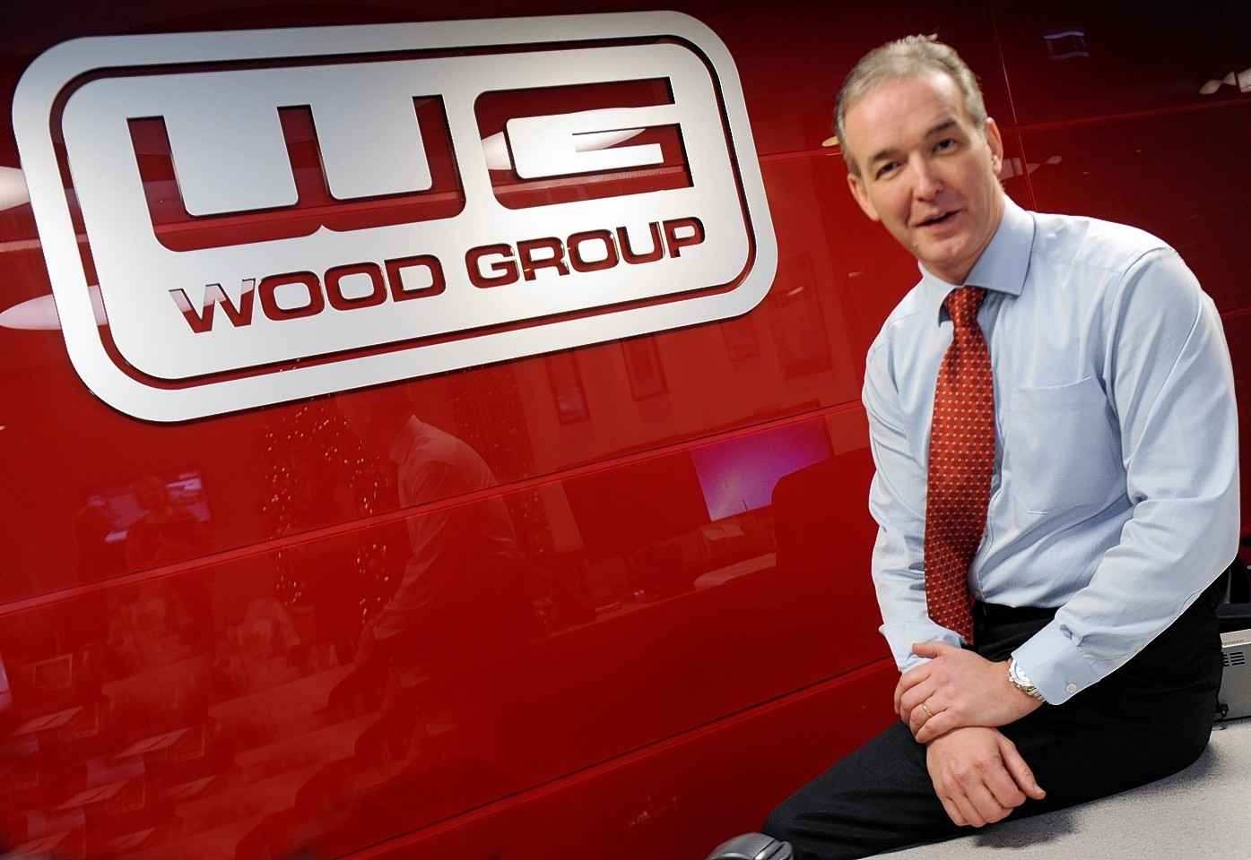 Wood Group PSN Chief Executive Robin Watson