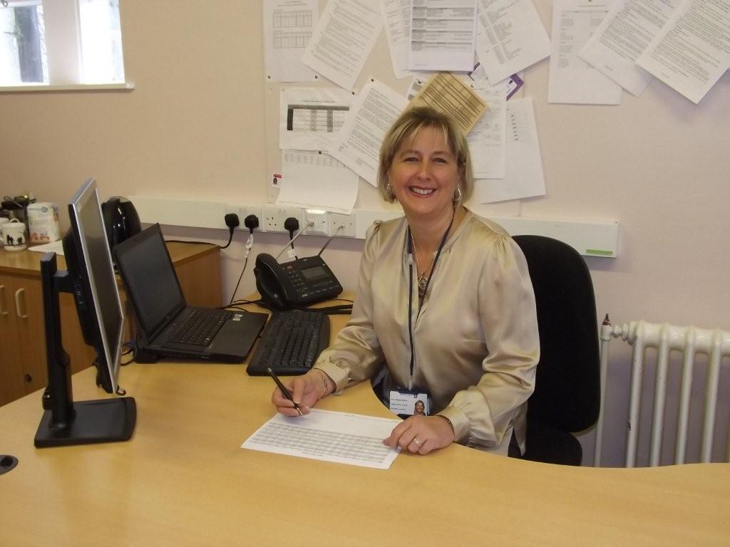 Shona Sellers, the new rector of Peterhead Academy
