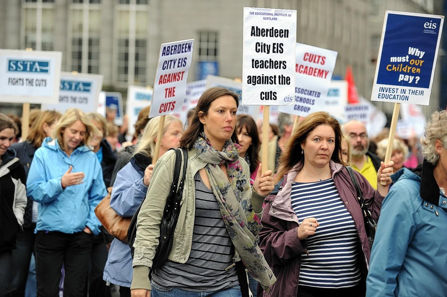 Scotland's largest education union, the EIS