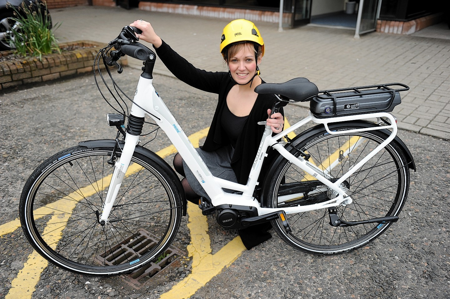 Inverness electric bike scheme
