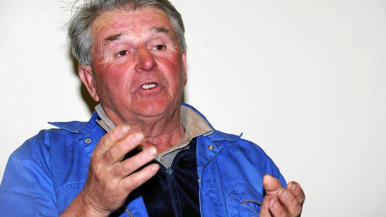 Fisherman Jim Reid