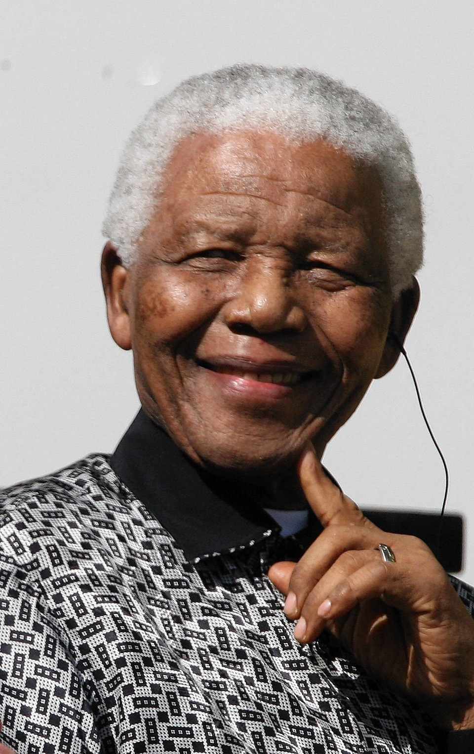The church will hold a memorial to Nelson Mandela