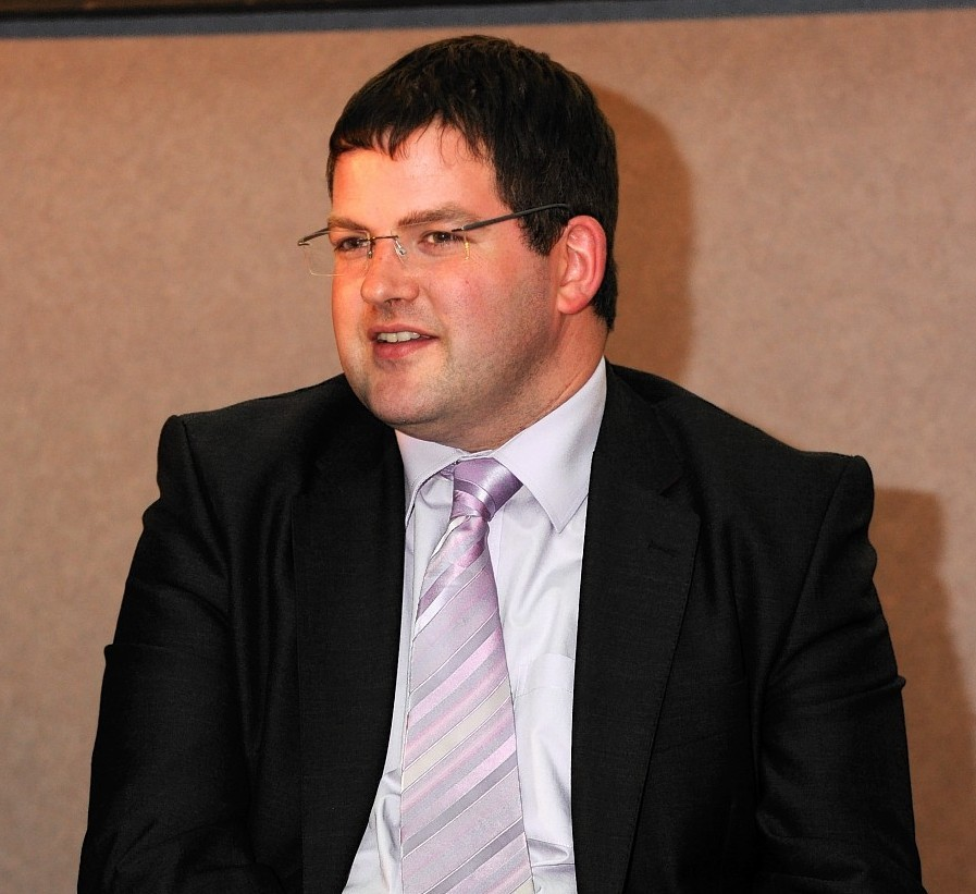 Aberdeen Donside MSP Mark McDonald