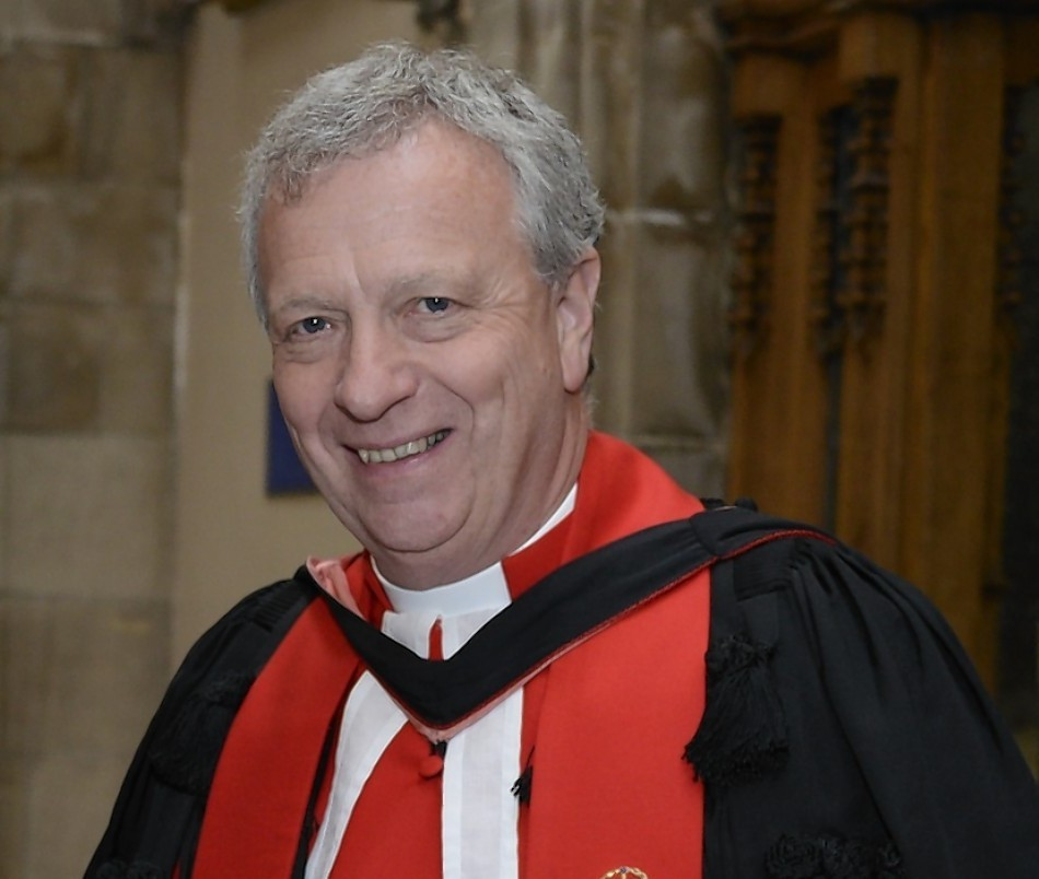 The Right Rev John Chalmers
