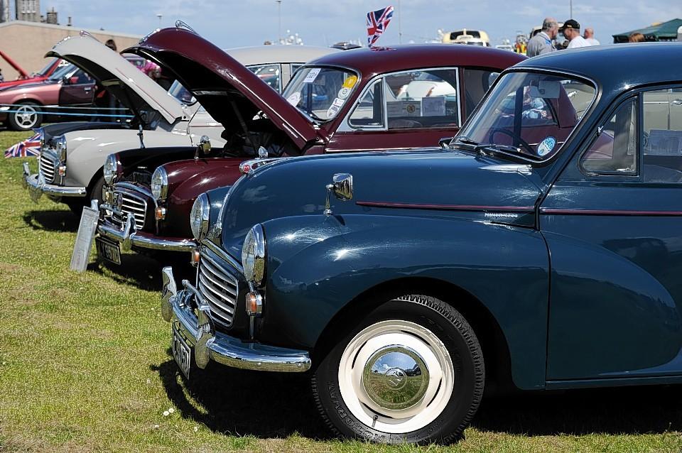 Fraserburgh car rally