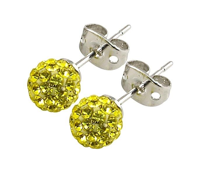 Candeur Jaune Womens Earrings – Prices range from £11-£19