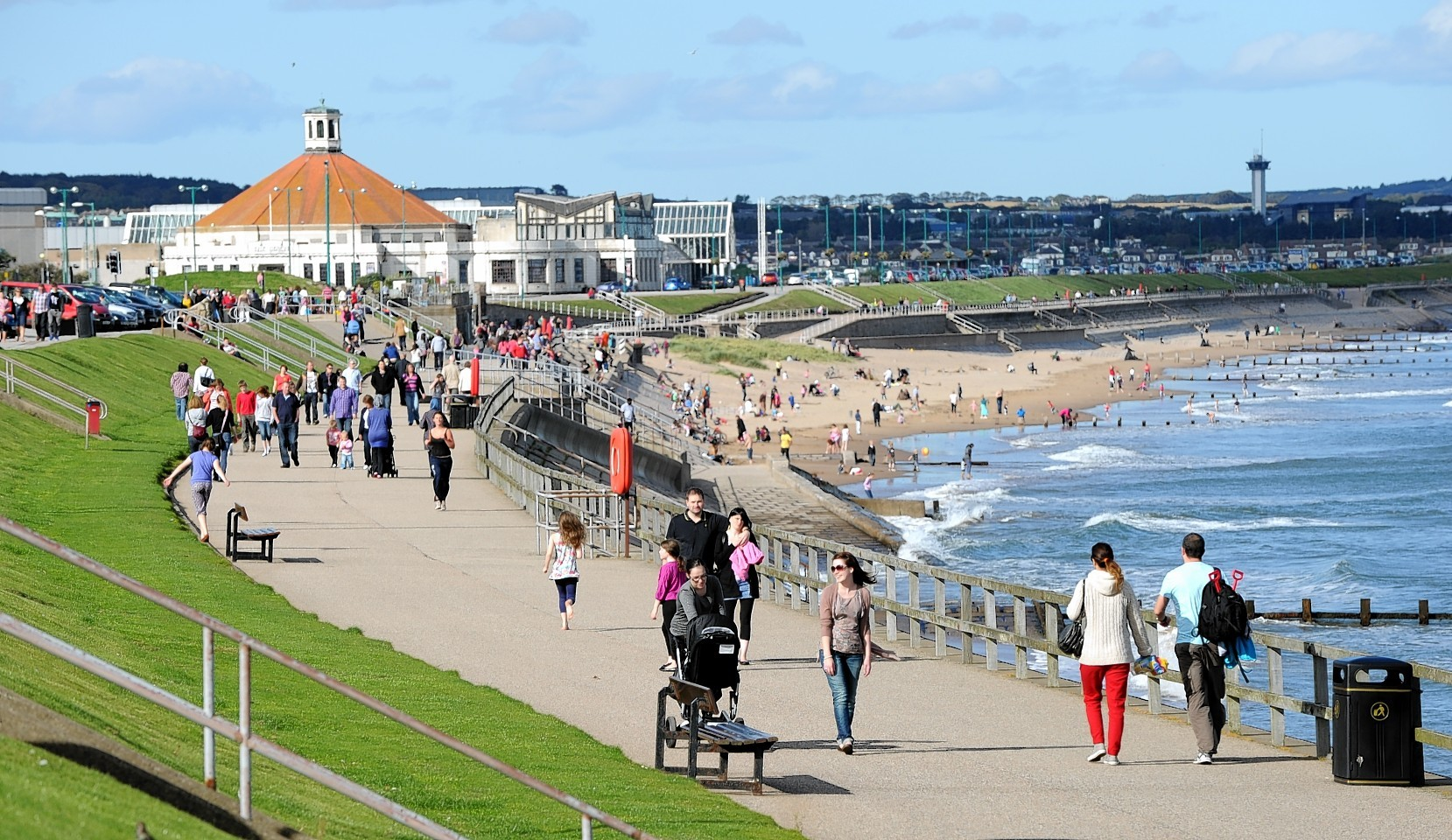 The north-east is set for plenty of sunshine this week