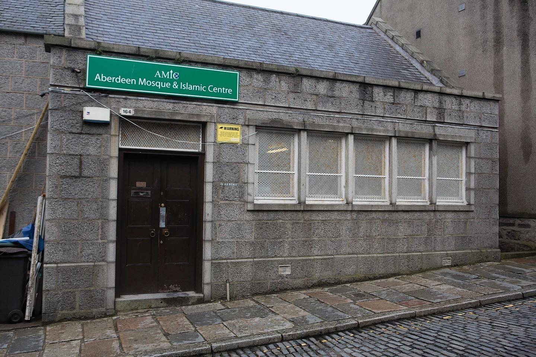 Aberdeen mosque