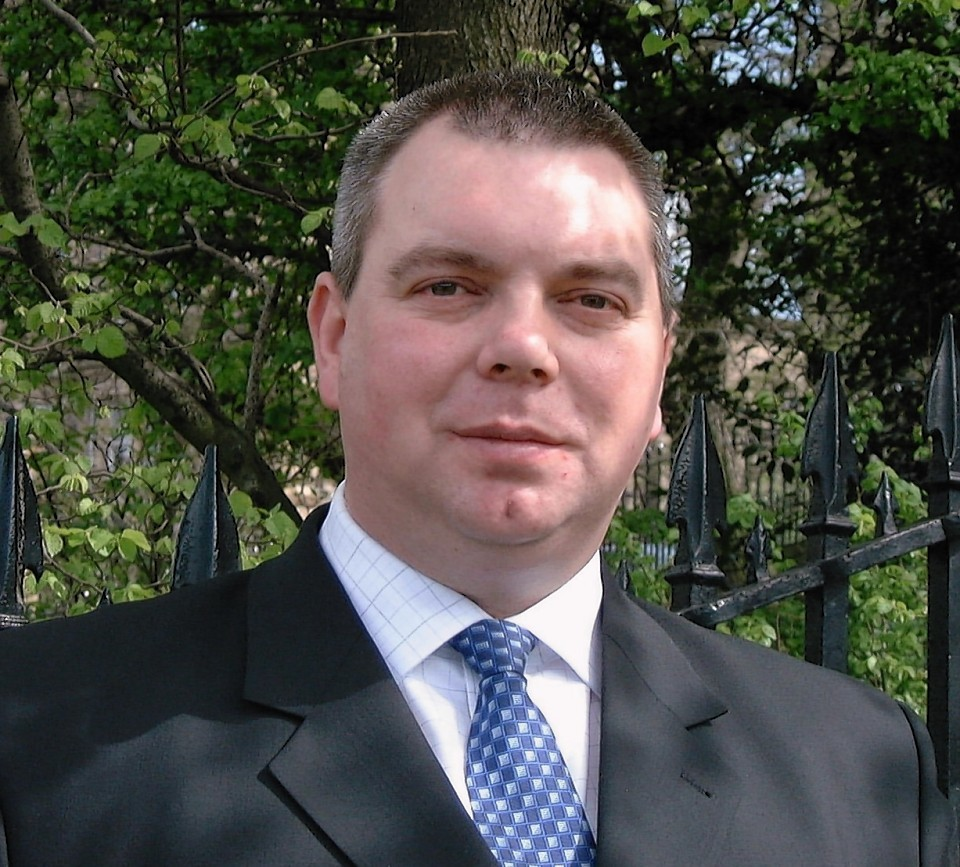 Alex Johnstone MSP