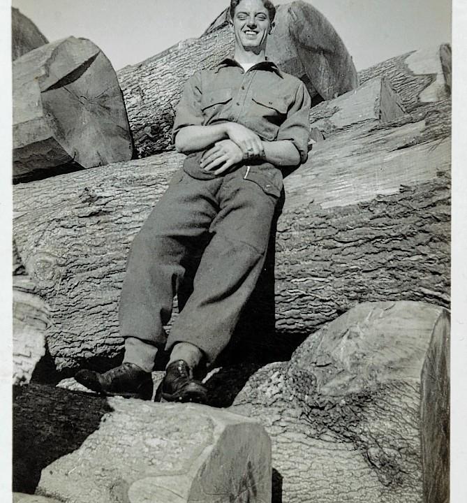 Young Arthur Grant