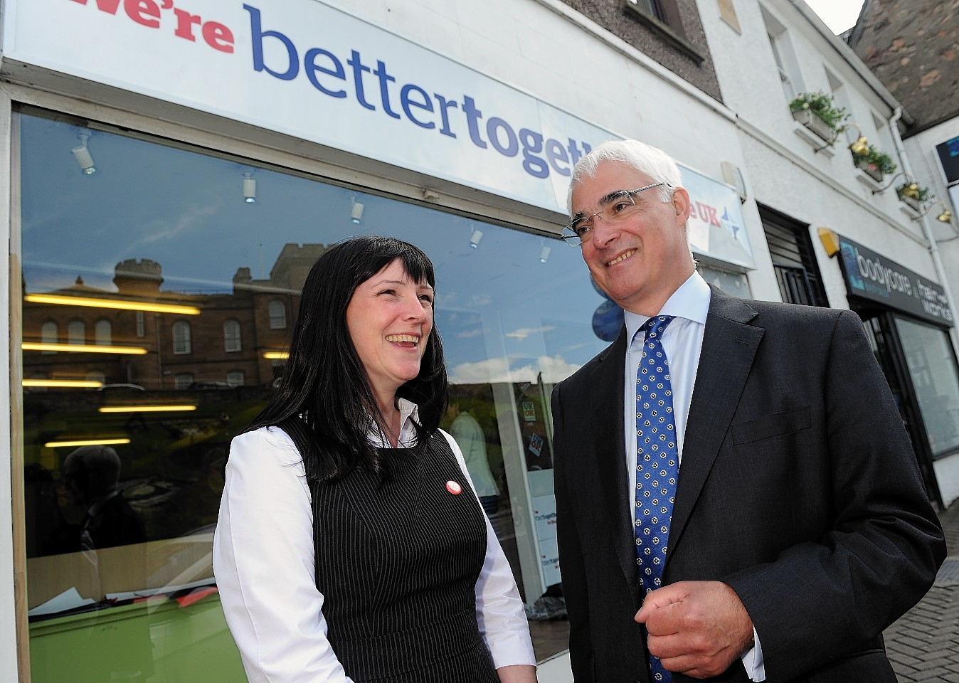 Better Together in Inverness