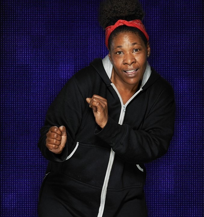 Pauline Bennett who is one of the 10 housemates who entered the Big Brother house