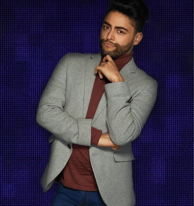 Mark Byron who is one of the 10 housemates who entered the Big Brother house