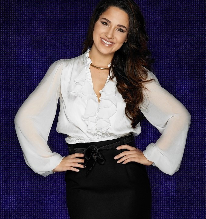 Kimberly Kisselovich who is one of the 10 housemates who entered the Big Brother house