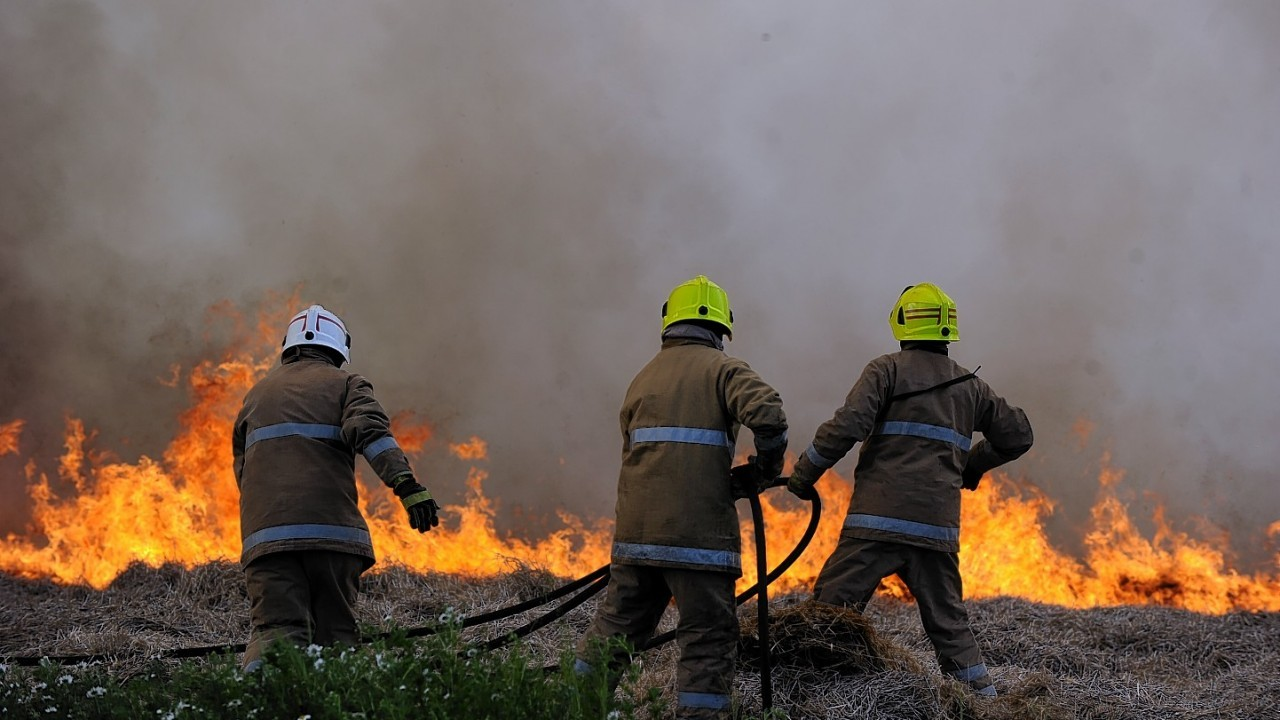 Drop in deliberate fires in Highlands