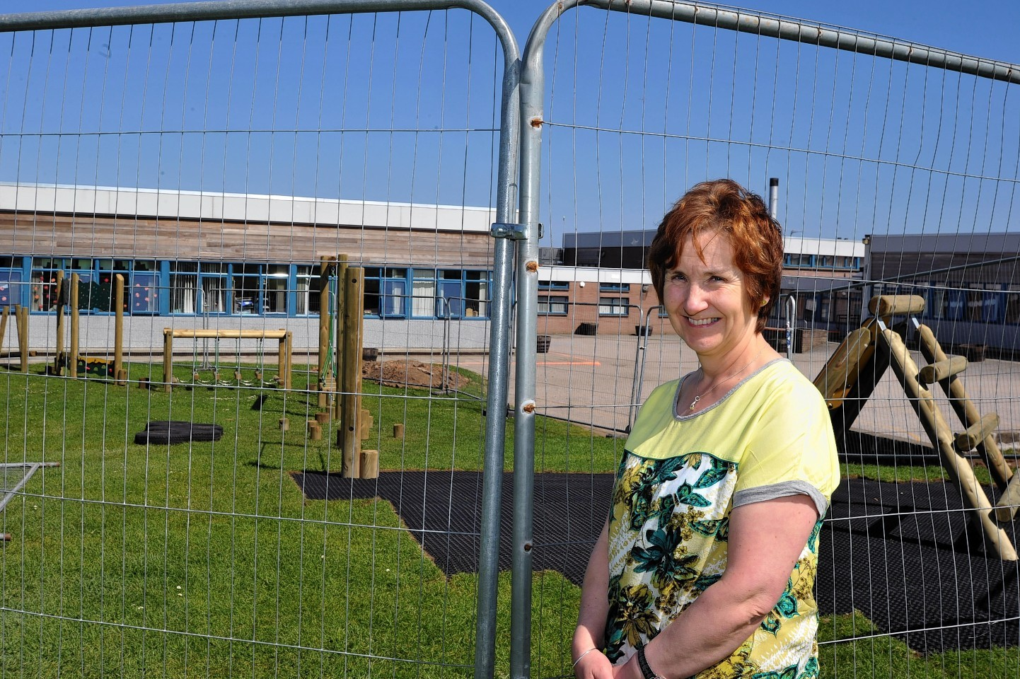 Clerkhill School work