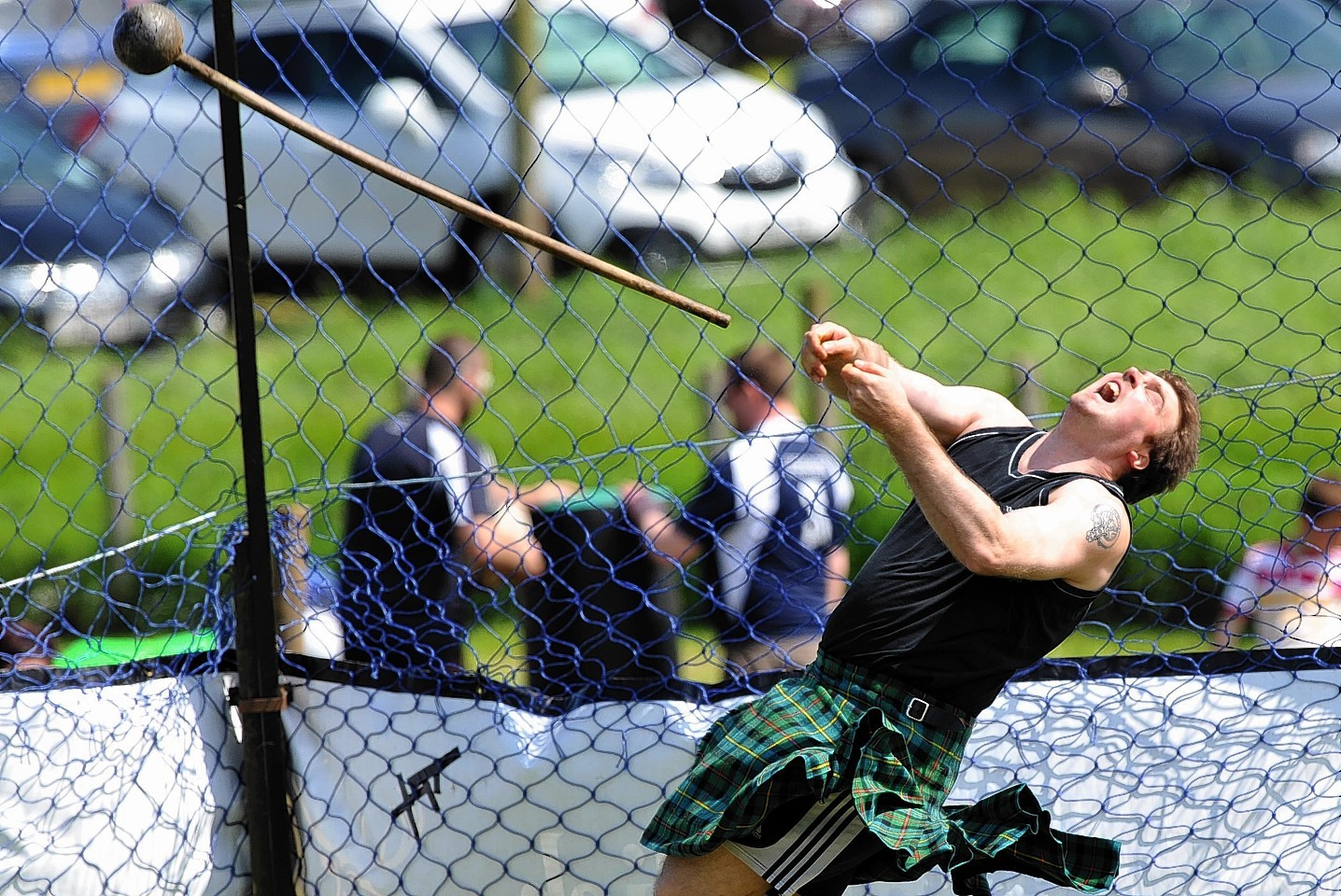 Cornhill Highland Games