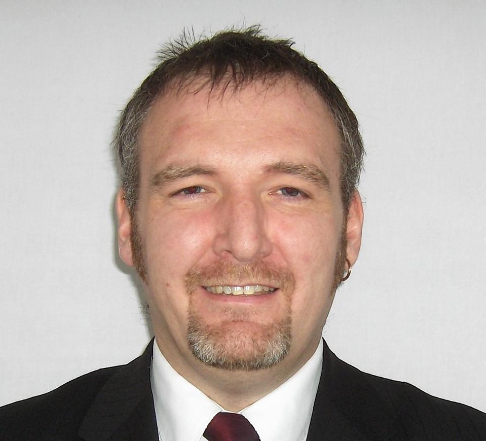 Council leader Gary Robinson