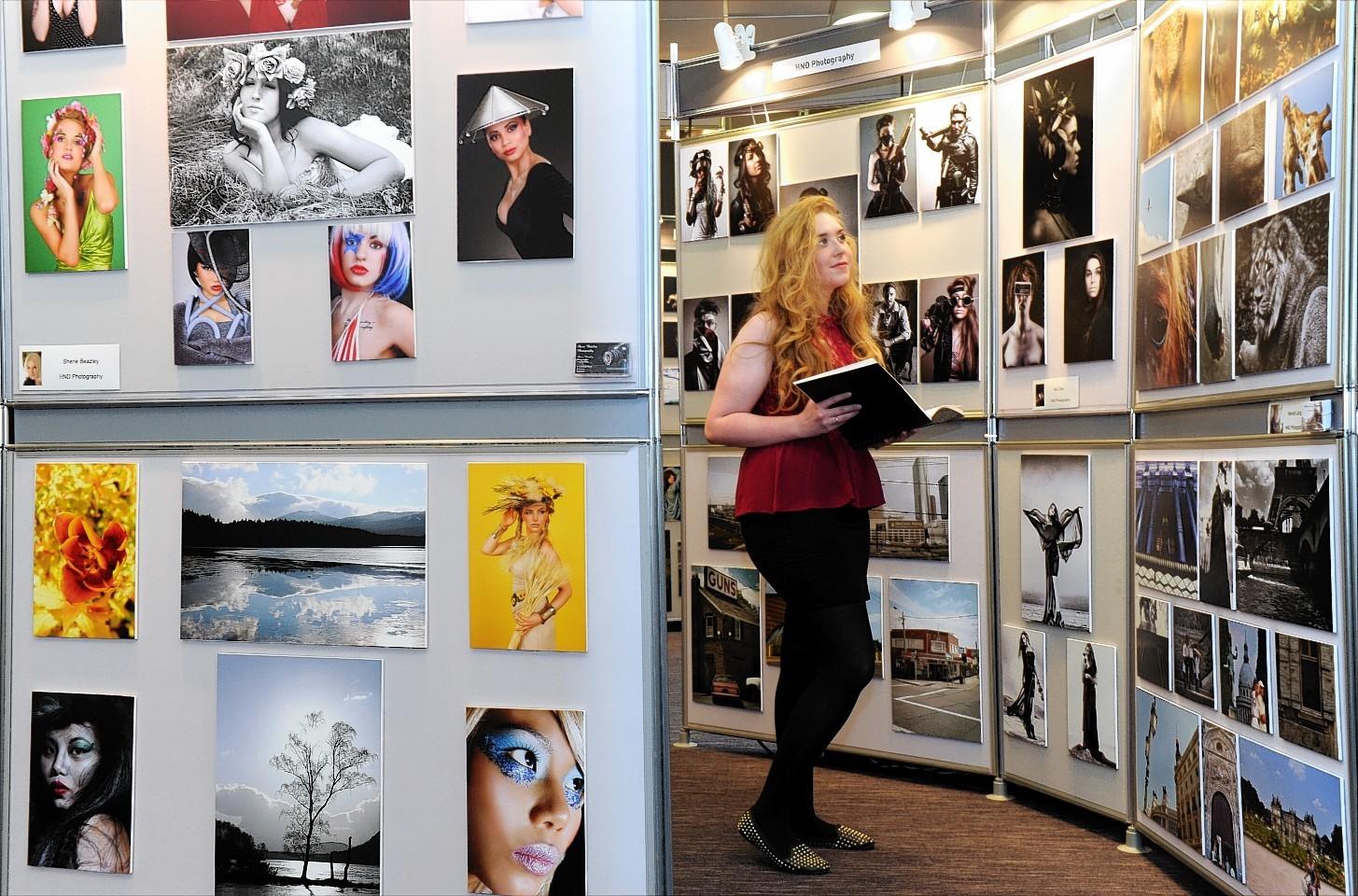 Creative Industries annual show