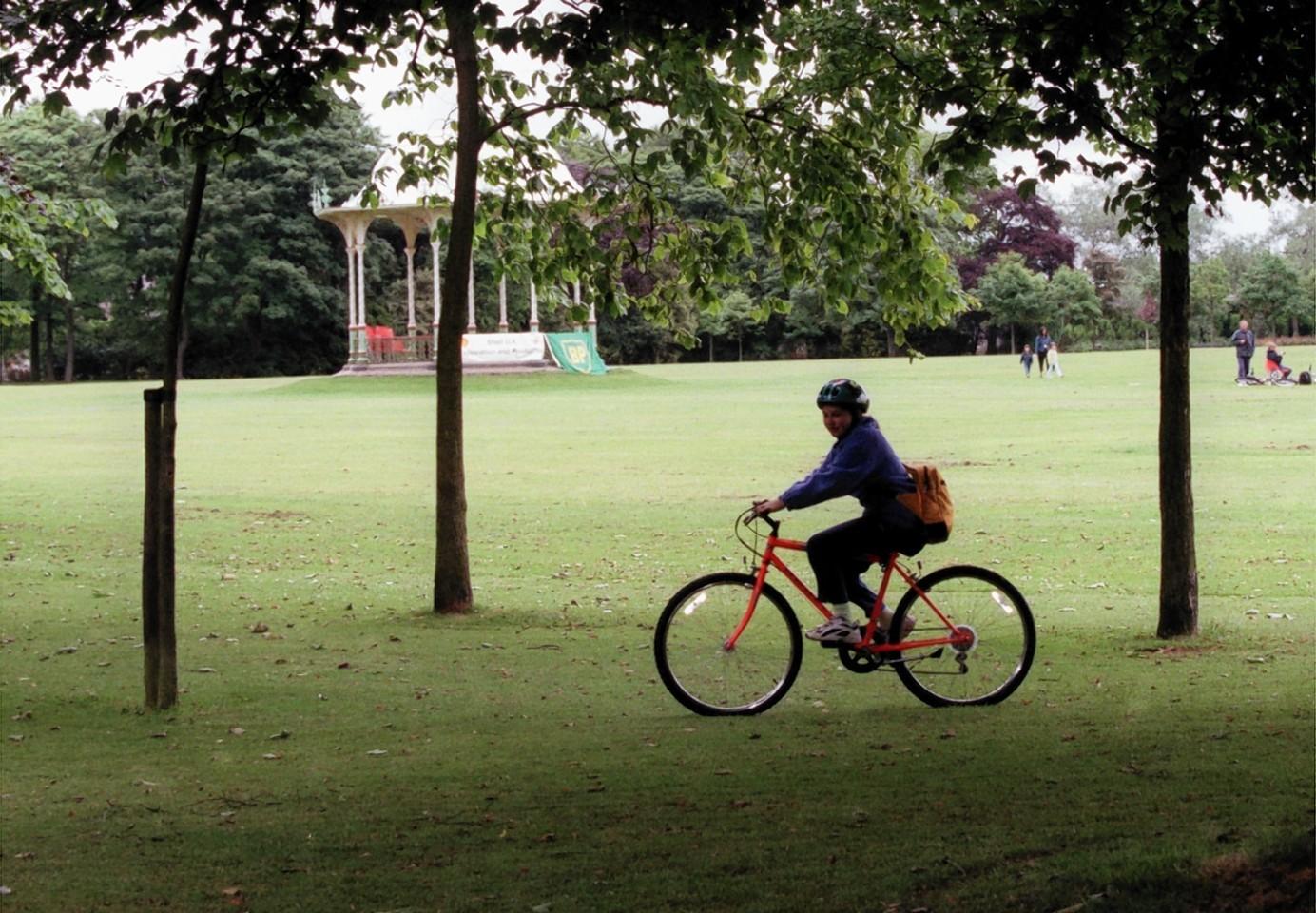 Duthie Park, in Aberdeen