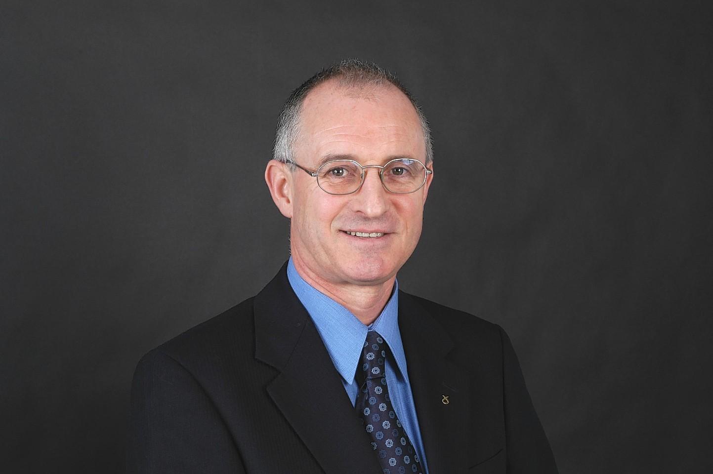 Highland MSP Dave Thompson