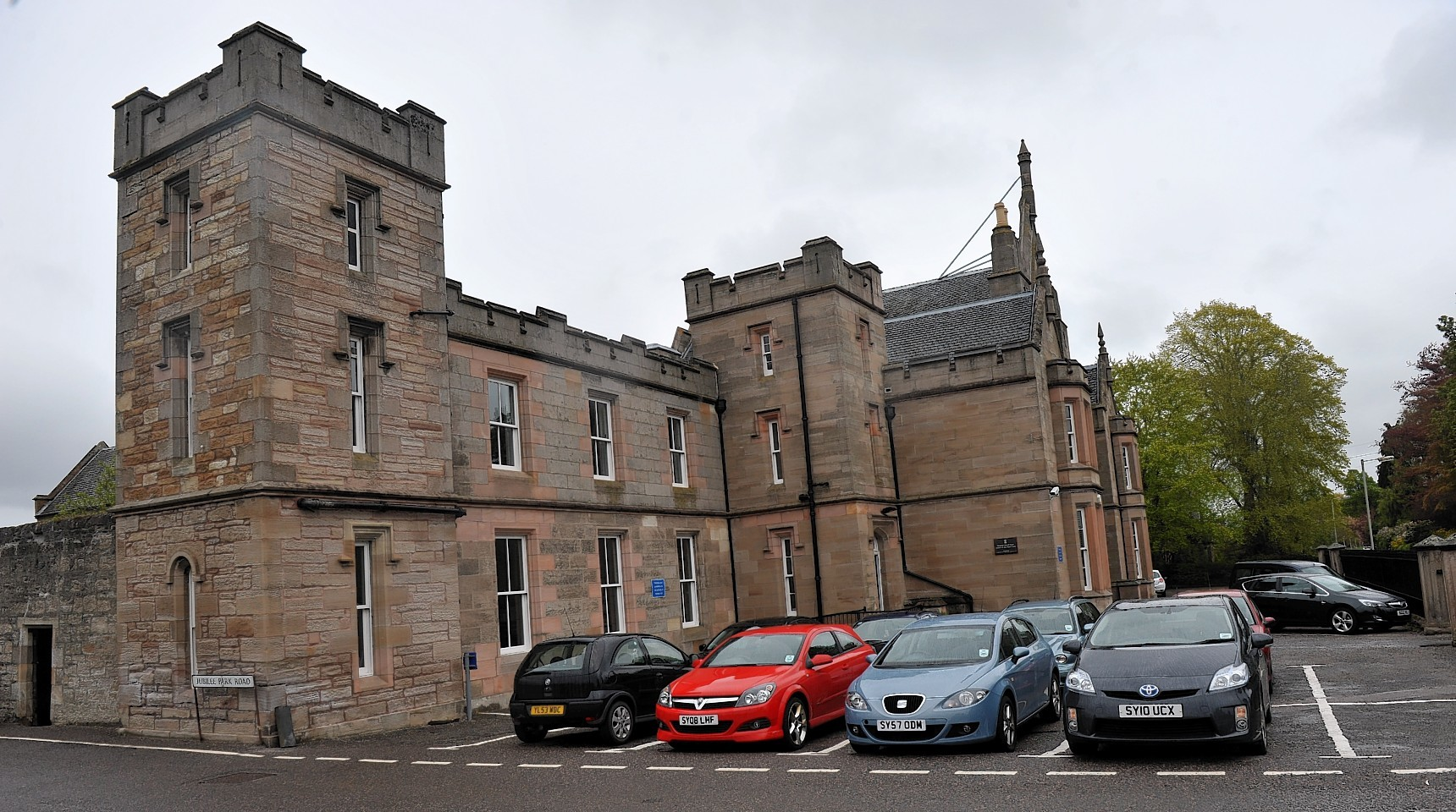 Dingwall Sheriff Court