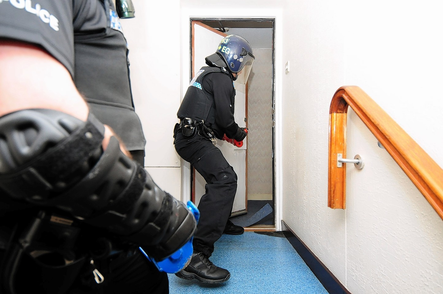 Police have smashed criminal gangs and seized nearly a million pounds worth of illegal drugs from north-east streets.